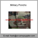 卸し売り安い中国の軍隊ポリエステルオックスフォードのナイロン警察の軍隊のポンチョ