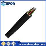 Acesso fácil para interior 4 Core 12core Cabo de fibra óptica com camisa branca