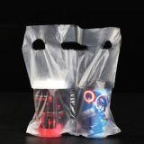 ポリ袋および重く使い捨て可能なコーヒーミルクの茶テイクアウトの袋