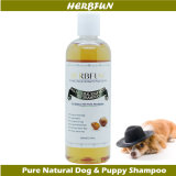 100% Herbal Natural Dog Teddy pelo de la colada Shampoo