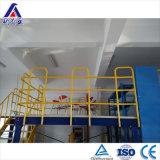 Plate-forme industrielle lourde de mezzanine d'anti rouille