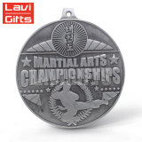 Leões feitos sob encomenda da alta qualidade relativa à promoção que encaixotam a medalha da concessão