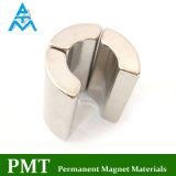 N42sh de Magneet van de Boog met Gesinterd Magnetisch Materiaal NdFeB