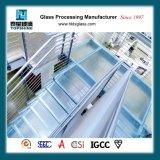 Самомоднейшая крытая Anti-Slip проступь лестницы прокатанного стекла