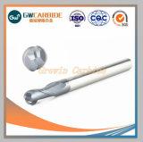 Kugel-Wekzeugspritzen-Enden-Tausendstel des Karbid-HRC55 für Stahl