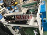 Voll automatischer 1/4 faltender Beutel des Shirt-Gbzd-600, der Maschine herstellt