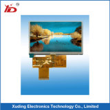 7 ``индикаторная панель 800*480 TFT LCD с емкостной панелью экрана касания
