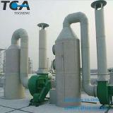La niebla de ácido de absorción de gas Scrubber/torre.