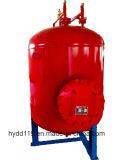 Petro端末の消火活動のシステムを比例させる縦の泡のぼうこうタンク