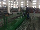 Tubulação de aço ondulada anular dos Ss que faz a máquina