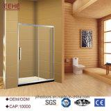 Diseño más reciente de la cubierta superior sexo wc cuarto de ducha