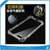 Iphonex / 6 S четыре подушки безопасности после падения с горячими стиле прозрачный мягкий для Apple 7 плюс случаях оптовая торговля