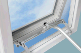 Aluminiumlegierung-Fall-Fenster mit gutem Preis