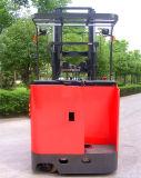 Тележка достигаемости емкости автошины 2.5t 2500kg PU электрическая с высотой подъема Max. 7.2m