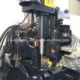 Punching and Drilling Machine for Connection Punts with High Output