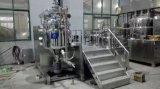 1000L/H固定タイプ装飾的なクリーム色の乳剤のプラント、機械を作るゲル