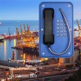 Чрезвычайной настенной телефонной промышленных SIP-телефон химической промышленности телефон