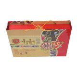 Qualitäts-Büttenpapier Mooncake Kasten