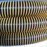 Качество продуктов питания ПВХ спираль всасывающий и нагнетательный шланг