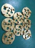 닦고 가는 구체적인 돌 대리석을%s 절단 화살 다이아몬드 가는 패드