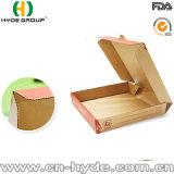 عالة [بروون ببر] بيتزا علبة صندوق/بيتزا يغضّن صندوق