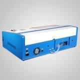 Engraver di gomma di vetro di legno della macchina del laser del USB 40W