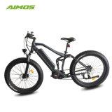 電気脂肪質の超バイク1000W中間モーター脂肪Ebike/Eバイク