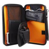 SamsungギヤVrのバーチャルリアリティのヘッドセットのGamepadのゲームのコントローラキットのための走行の救急箱のエヴァの堅い例の携帯電話Case/EVA旅行記憶運送袋