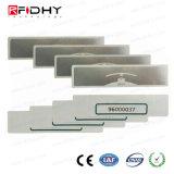 860-960MHz etiqueta passiva da freqüência ultraelevada RFID para a gerência de varejo