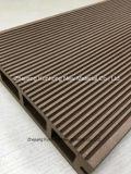 Imperméable à l'extérieur--Non-Capped régulières ou de plastique en bois composite (WPC) Revêtements de sol, le pontage