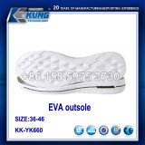 2017 avanzó los diseños de EVA Outsole del estilo con precio agradable