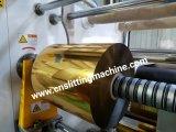 Aufschlitzende und Rückspulenmaschine große Geschwindigkeit