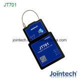 Guarnizione elettronica di obbligazione con la corda elettronica della serratura ed il GPS che seguono inseguitore elettronico