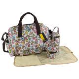 Dame-Form-Freizeit-Mama-Handtaschen-ändernder Baby-Windel-Beutel