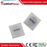 Hot Sale papier d'impression personnalisée/PVC Tags RFID autocollant avec Topaz512