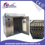 Gaz rotatoire de four/16/32/64 vente chaude diesel/électrique de plateaux