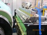 Sin interrupciones relajarse y rebobinar la máquina de recubrimiento de fusión en caliente para la etiqueta