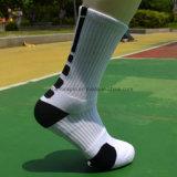 Qualität Dri-Befestigte Kissen-Basketball-Mannschafts-Socken