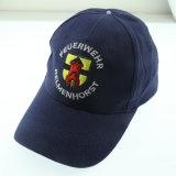 Qualitäts-Baumwollbaseballmütze-Hut mit kundenspezifischem Firmenzeichen der Stickerei-3D
