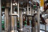 온도 조절기 공급 유형 유리에 의하여 병에 넣어지는 맥주 충전물 기계