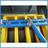 Diseño de acero del encofrado de la columna para la construcción de la pared