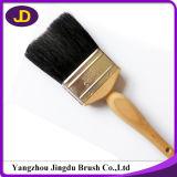 Fabbrica di legno del pennello della maniglia della setola nera