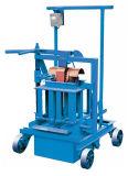 バングラデシュの小さい移動式ブロック機械(QM40A)の熱い販売