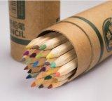 18 частей карандаша цвета малых оптовых детей ведра изготовленный на заказ длиннего