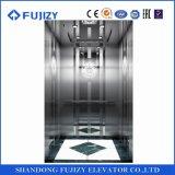 Elevador de Fujizy con la máquina sin engranaje de la tracción con SGS Iaf del Ce aprobado