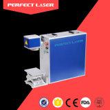 Het staal plateert Laser Merkend Machine met Ce