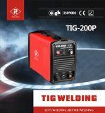 Soudeuse de TIG d'inverseur de transistor MOSFET avec du ce (TIG-140P/160P/200P)