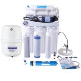 직접 순수한 물을 마시는 압력 계기 공급을%s 가진 가구 R.O. 시스템 급수 여과기. 먼지 증거 케이스는 선택적이다
