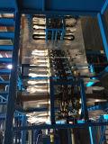 Guanto del lattice che fa la linea di produzione del guanto dell'esame della macchina