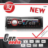 Auto-rádio com leitor de MP3, USB, rádio leitor de cartão SD.